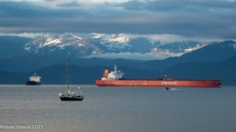 Shipping Homer, Alaska